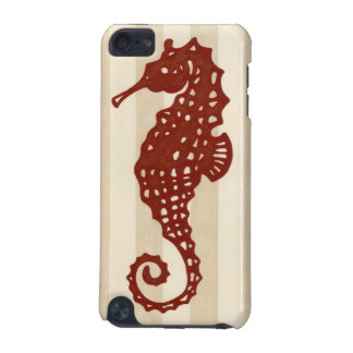 Seahorse Silhouette iPod Touch 5G Covers