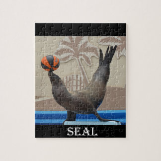 Seal (California Sea Lion) Jigsaw Puzzle