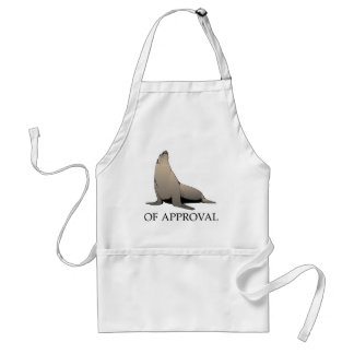 Seal Of Approval Standard Apron