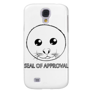 Seal of Approval Samsung Galaxy S4 Cover