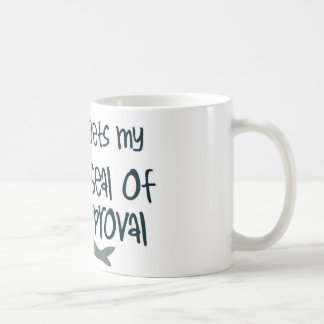 Seal of Approval Coffee Mug