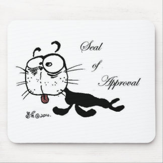 Seal of Approval Mousepads