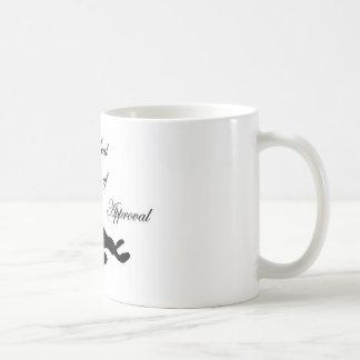 Seal of Approval Basic White Mug