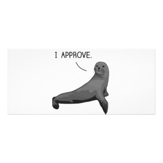 Seal of Approval Rack Cards