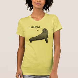 Seal of Approval Tshirts