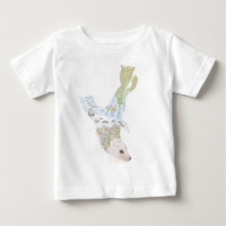 Sealion Seas Habitat Baby T-Shirt