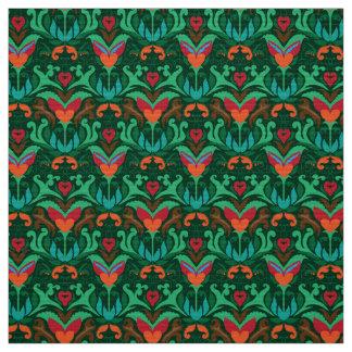 Seamless pattern beautiful decorative arabesque fabric