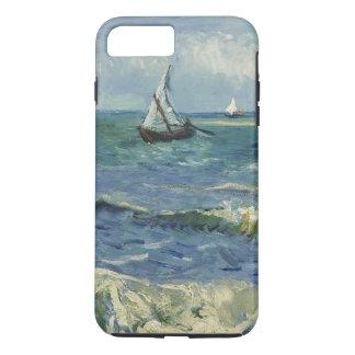 Seascape at Saintes-Maries de la Mer by van Gogh iPhone 8 Plus/7 Plus Case