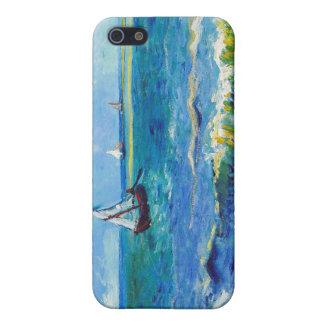 Seascape at Saintes-Maries Vincent Van Gogh Case For iPhone 5/5S