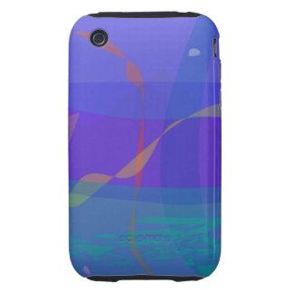 Seascape Tough iPhone 3 Case