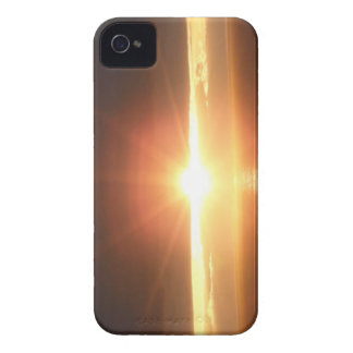 Seascape & Sunset iPhone Case iPhone 4 Covers
