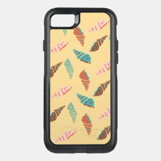 Seashell OtterBox Commuter iPhone 8/7 Case
