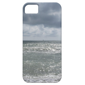 Seashore of Marina di Pisa beach . Tuscany, Italy iPhone 5 Case