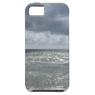 Seashore of Marina di Pisa beach . Tuscany, Italy iPhone 5 Cover