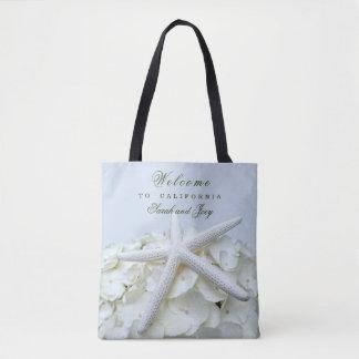 Seaside Garden Starfish Beach Wedding Welcome Bags