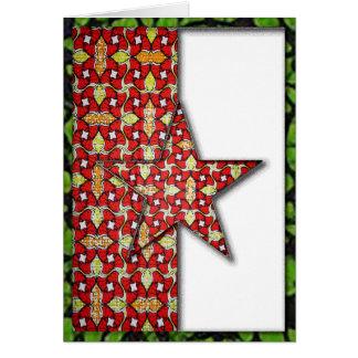 Season´s Greetings & Christmas card