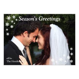 Season s Greetings Photo Card