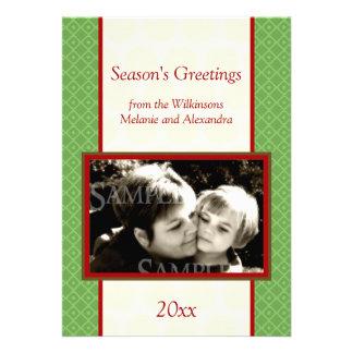 Season s Greetings Photo Template Groupon Custom Invite