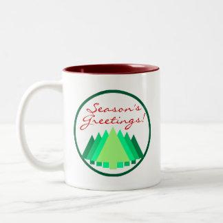 Season's Greetings! Mug