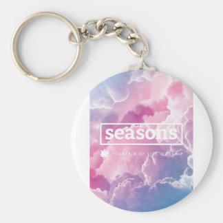 [ seasons ] key ring