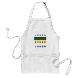 seasons standard apron