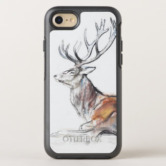Seated Stag 2006 OtterBox Symmetry iPhone 8/7 Case