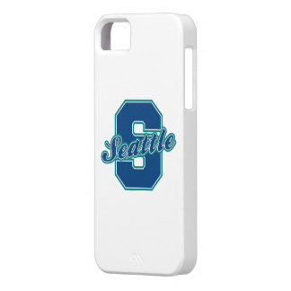 Seattle Letter Barely There iPhone 5 Case