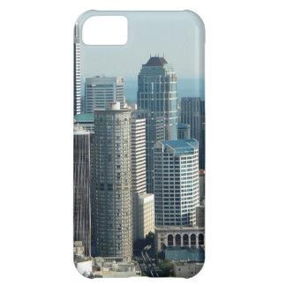 Seattle Sky iPhone 5C Case
