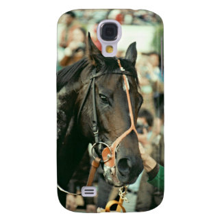 Seattle Slew Thoroughbred 1978 Galaxy S4 Case