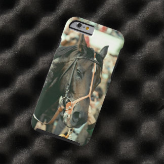 Seattle Slew Thoroughbred 1978 Tough iPhone 6 Case