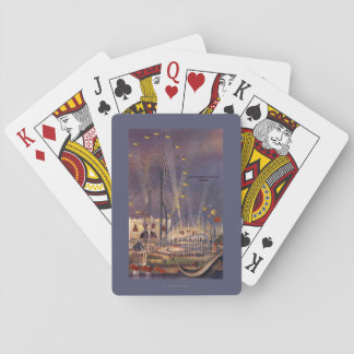 Seattle, Washington1962 World's Fair Poster Playing Cards