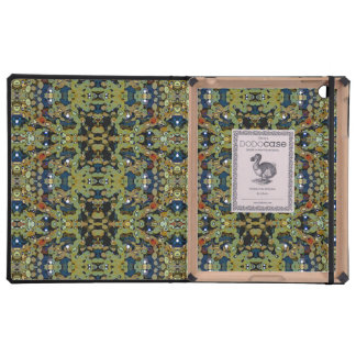 Seaweed camouflage iPad cases