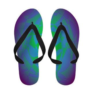 Seaweed Flip Flops