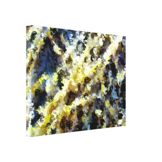 SEAWEED GALLERY WRAPPED CANVAS