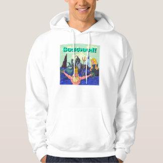 Seaweed! Hooded Sweatshirt