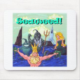 Seaweed! Mouse Pad