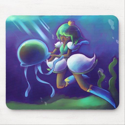 Seaweed Mousepad