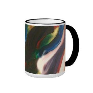 Seaweed Ringer Mug