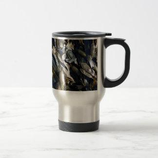 Seaweed Stainless Steel Travel Mug