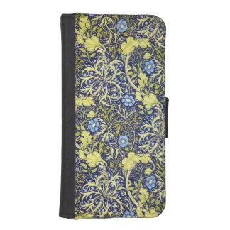 Seaweed vintage wallet case phone wallets