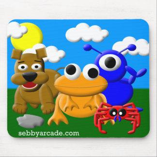 Sebby Pets Mousepad