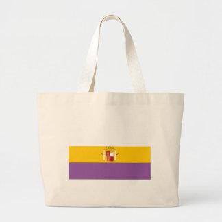 second-spanish-republic-Flag Large Tote Bag