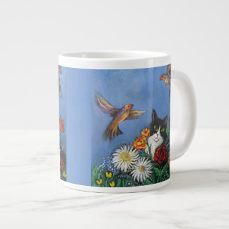 Secret Admiration Jumbo Mug