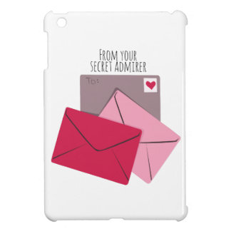 Secret Admirer iPad Mini Covers