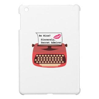 Secret Admirer Cover For The iPad Mini