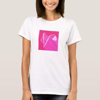 Secret Admirer Long Shadow T-Shirt