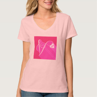 Secret Admirer Long Shadow T Shirt