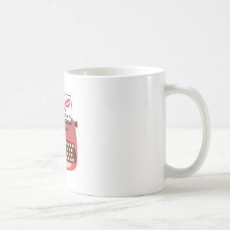 Secret Admirer Basic White Mug