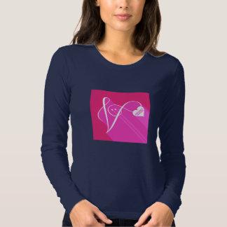 Secret Admirer Pink Shadow Shirts