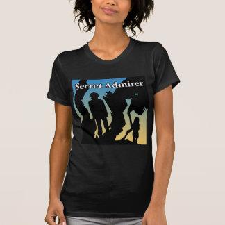 Secret Admirer T-Shirts, Buttons & Magnets T Shirts